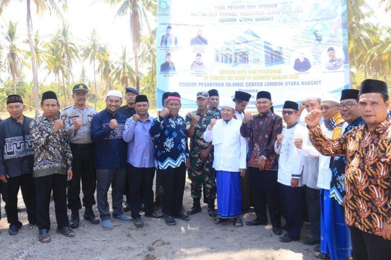 Antusiasme Bupati dan Masyarakat Lombok Utara Menyambut Kehadiran Pesantren Entrepreneur eLKISI 2