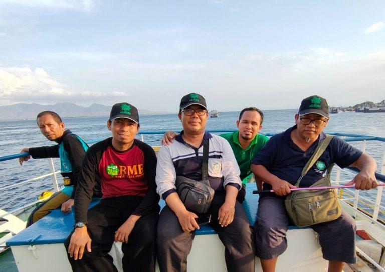 Jajaran Pengurus Yayasan eLKISI Berangkat ke Lombok, Kembangkan Pesantren eLKISI 2 dan SBC