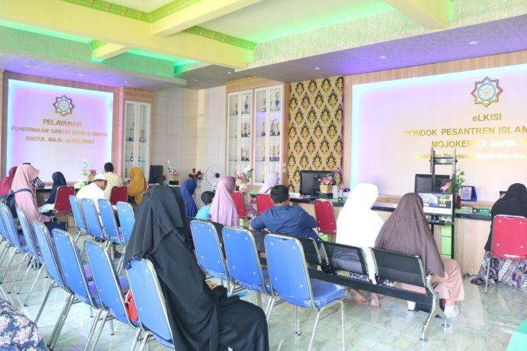 Kantor Pelayanan Pondok Pesantren Islamic Center eLKISI