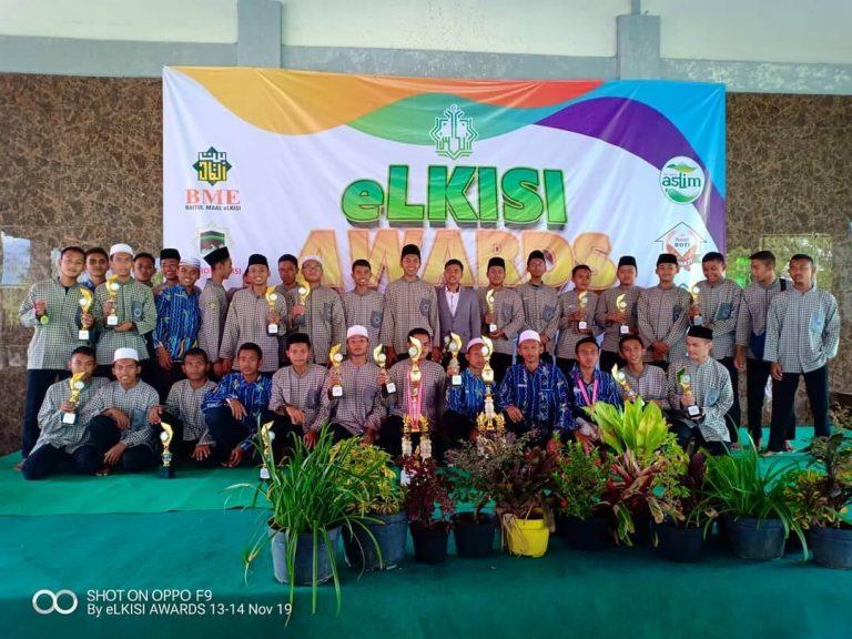 PAUD LQC dan SMA eLKISI Raih Juara Umum dalam ajang eLKISI AWARDS #2019