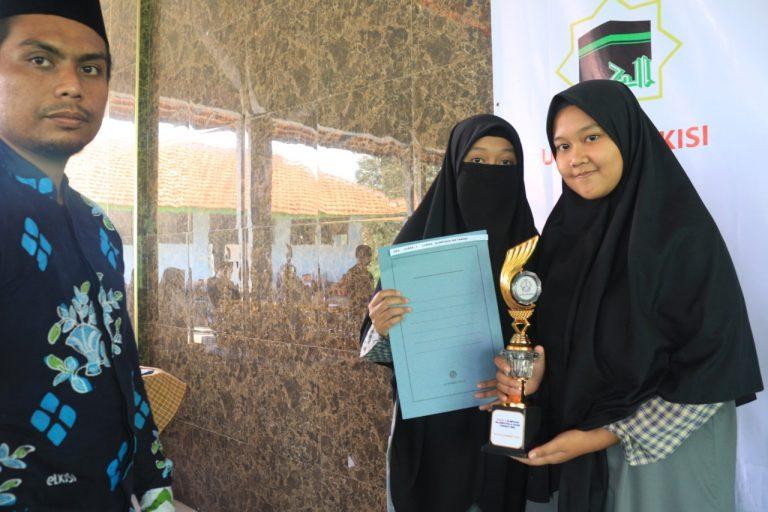 Santri SMA eLKISI Raih Juara I Olimpiade Matematika dan Sains