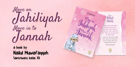"""Launching Buku """"Move on Jahiliyah"""" Karya Santri eLKISI"""