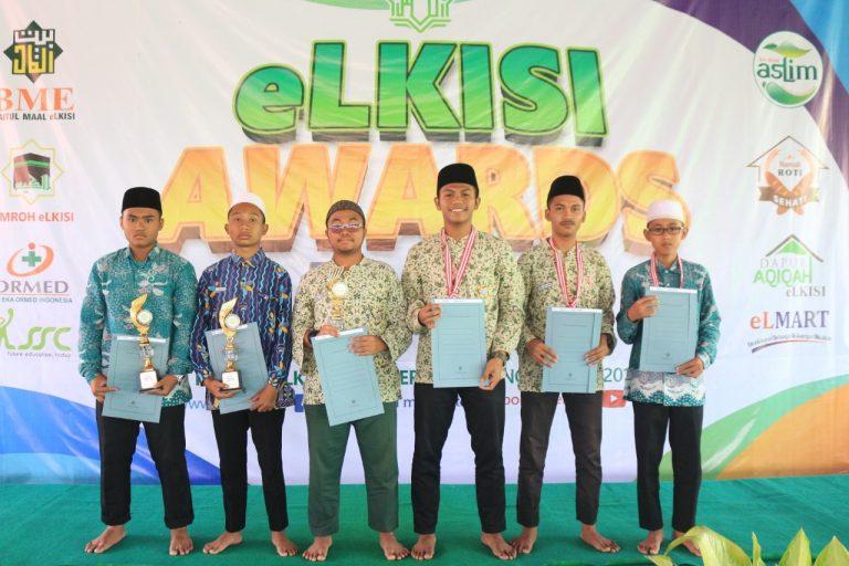 Gelaran eLKISI Awards #2019 telah usai, berikut daftar para juaranya