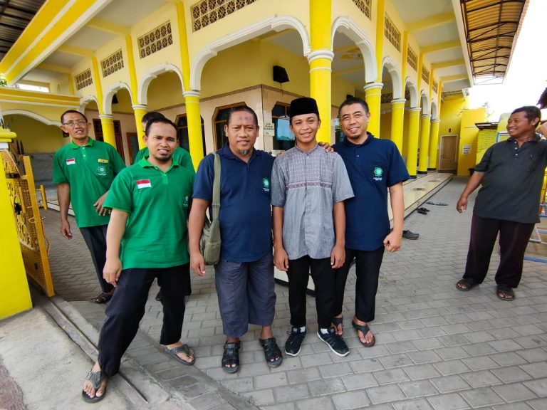 Mahasantri The eLKISI Institute Asal Lombok, Pulang Kampung!