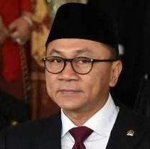 Dr. (H.C.) H. Zulkifli Hasan, S.E., M.M.
