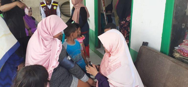 eLKISI Mojokerto Sinergi Program Bantu Korban Banjir Bekasi