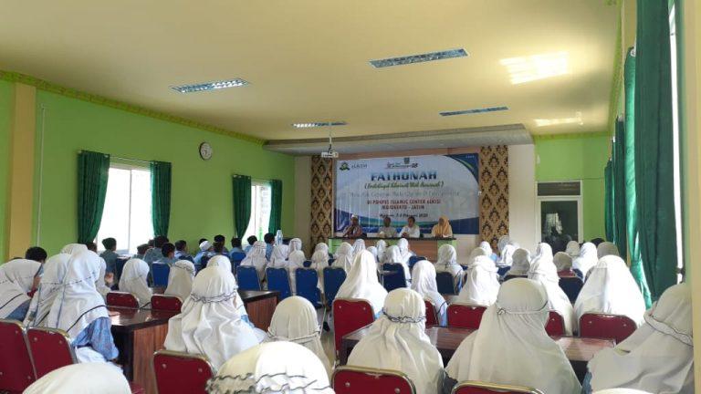 Lagi, SD Muhammadiyah Surabaya Adakan Camp di Ponpes eLKISI