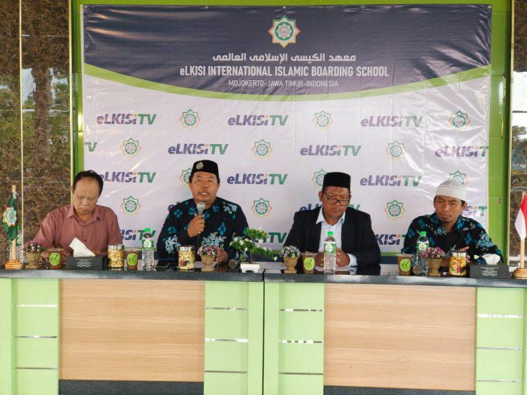 Hadapi Wabah Corona, Ponpes eLKISI Bentuk Crisis Centre dan Ajak Taubat Nasuha Nasional