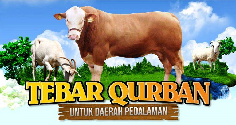 Qurban bersama eLKISI sampai ke Pelosok Desa