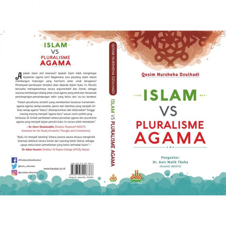 Koreksi Kritis atas Pluralisme Agama