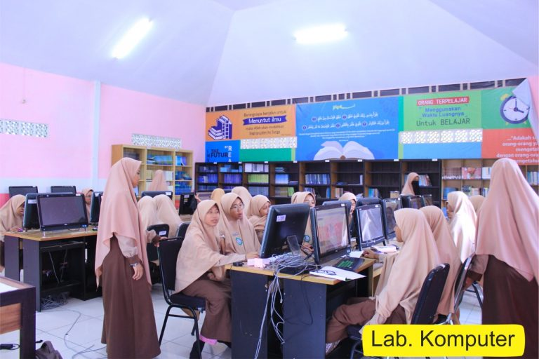 Lab. Komputer eLKISI